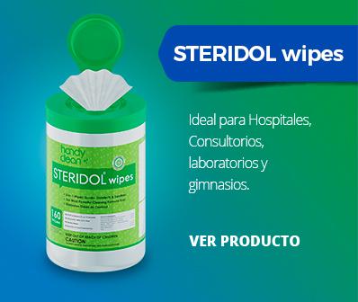 steridol wipes